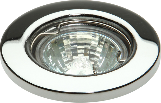 Knightsbridge L01C LOW VOLTAGE DownLight 35MM - Chrome - Knightsbridge - sparks-warehouse