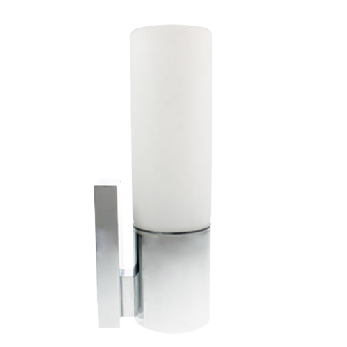 Scolmore LE611CH Ovia IP44 Wall Light - Chrome