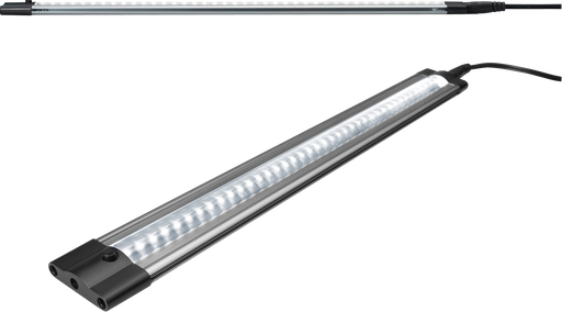 Knightsbridge LED3WCW IP20 3W 42 LED THIN LINEAR Light 24V Cool White 6000K 300mm - Knightsbridge - sparks-warehouse