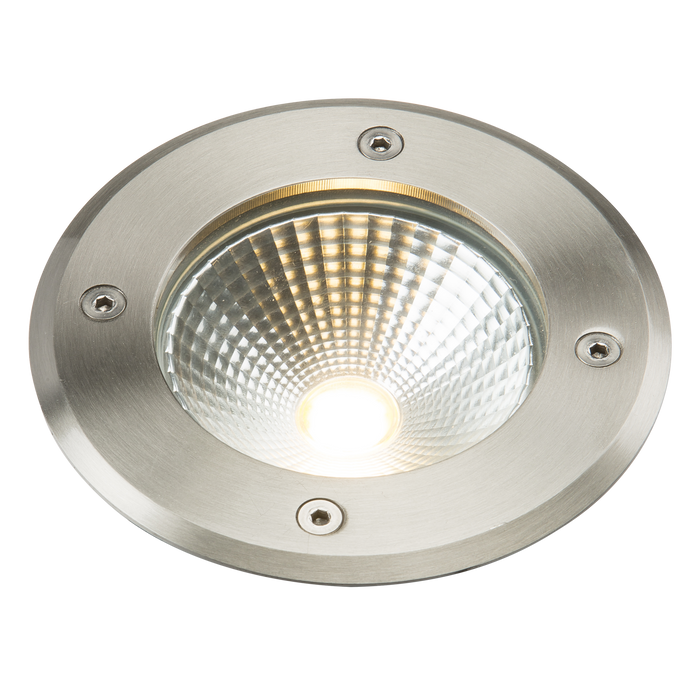 Knightsbridge LEDGL6 230V IP65 6W LED Recessed GRound Light - Knightsbridge - Sparks Warehouse