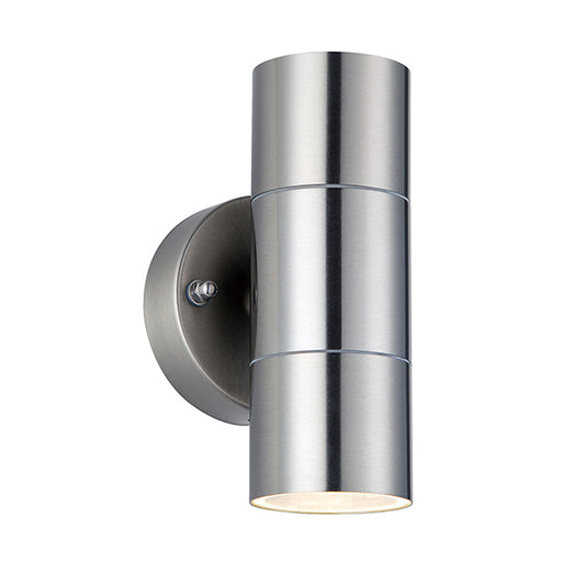Luceco LEXDSSUD IP54 Rated Stainless Steel Up and Down Outdoor Wall Lighting - Luceco - Sparks Warehouse