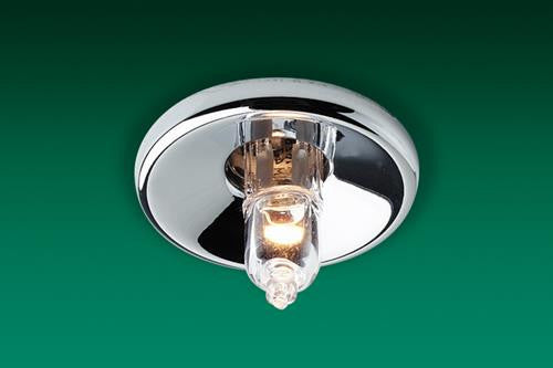 FirstLight LV1350CH Low Voltage Mini Halo Recessed - Chrome - Firstlight - sparks-warehouse