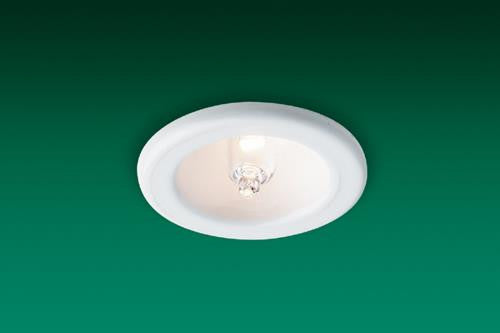 FirstLight LV1360WH Low Voltage Mini Halo Recessed - White - Firstlight - sparks-warehouse