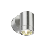 Knightsbridge LWALL1 230V IP65 3W LED Aluminium Wall Light