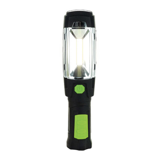 Luceco LILT30R65 USB Rechargeable Swivel Torch With Power Bank 300lm 3W 6500k - Luceco - Sparks Warehouse