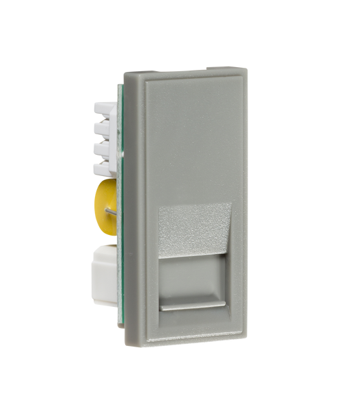 Knightsbridge NETBTMGY Modular Telephone Master Outlet - Grey - Knightsbridge - Sparks Warehouse