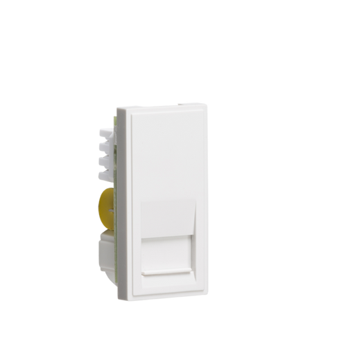 Knightsbridge NETBTMWH Modular Telephone Master Outlet - White - Knightsbridge - Sparks Warehouse