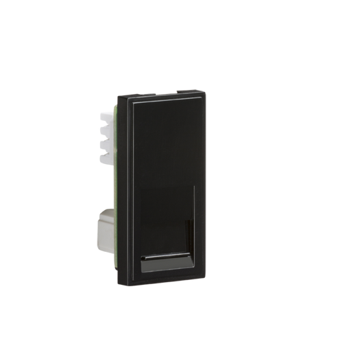 Knightsbridge NETBTSBK Modular Telephone slave Outlet - Black - Knightsbridge - Sparks Warehouse