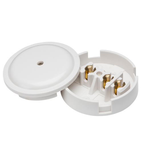 Knightsbridge SN8430 30A Junction Box 3 Terminal - White - Knightsbridge - sparks-warehouse