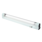 Knightsbridge T521 T5/G5 21W LAMP SLIMLINE LINKABLE FLUOR c/w Switch, TUBE & DIFFUSER