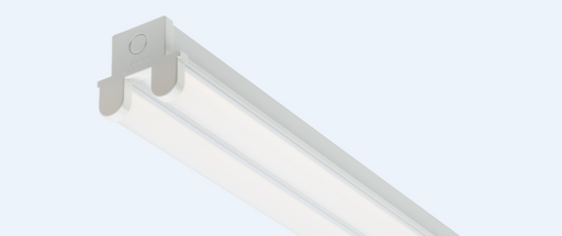 Knightsbridge T8BLED26EM 230V 60W 6FT TWIN LED Batten 4000K - Emergency - Knightsbridge - Sparks Warehouse