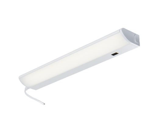 Knightsbridge USLED7 230V 7W LED Linkable  StripLight With Motion Sensor (362mm) 4000K - Knightsbridge - Sparks Warehouse