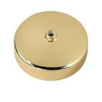 BG 661BRG Brass Ceiling Rose 3.5inch Diameter - BG - sparks-warehouse