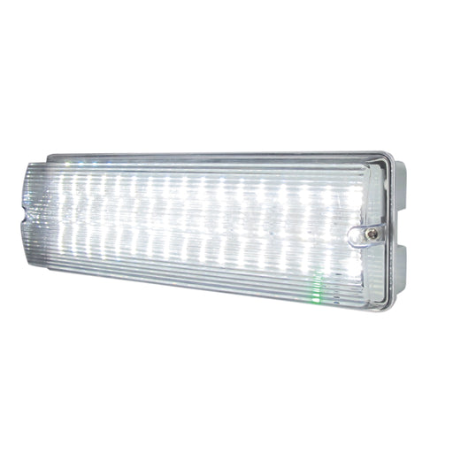 Knightsbridge EMLED1 IP65 6W LED Emergency Bulkhead. - Knightsbridge - sparks-warehouse