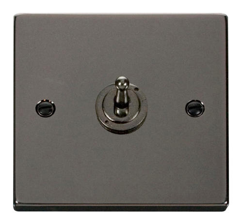 Scolmore VPBN421 - 1 Gang 2 Way 10AX Toggle Switch - Scolmore - Sparks Warehouse