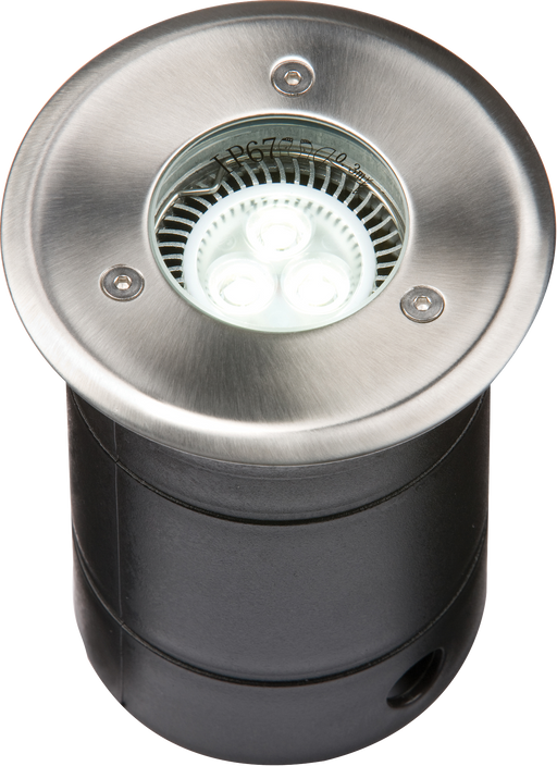 Knightsbridge WGULED IP67 Stainless Steel Walk & Driveover Light -105mnm,