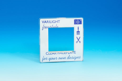Varilight XIFG2C - DataGrid Plate (2 Grid Spaces)