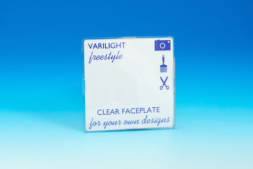 Varilight XIFSBC - Single Blank Plate