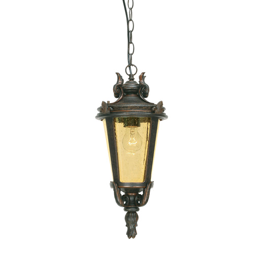 Elstead - BT8/M Baltimore 1 Light Medium Chain Lantern - Elstead - Sparks Warehouse