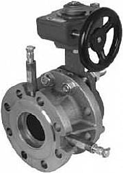 HNH 5953 150mm Commsng Valve Flanged - LampFix - sparks-warehouse