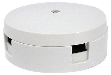 BG 606W 20A 6 Way Selective Entry Junction Box - White - BG - sparks-warehouse
