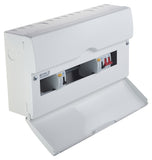 BG CFD6613 13 Way Flexible Dual RCD Metalclad Consumer Unit