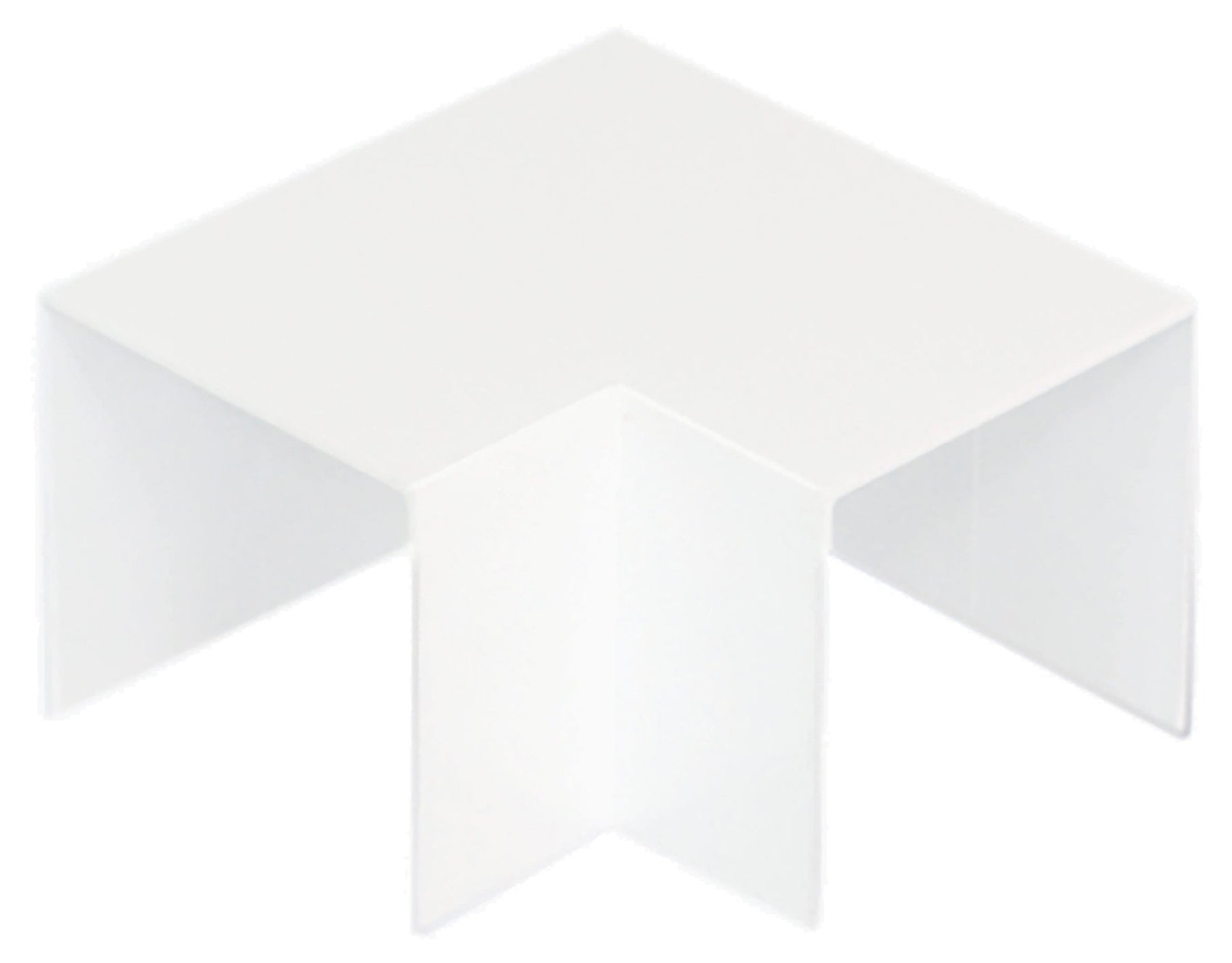 BG CM50A TRUNKING 50X50 Flat ANGLE