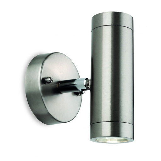 Firstlight 7674ST Sprint Stainless Steel IP65 Outdoor Up - Down Spot Light - Firstlight - Sparks Warehouse