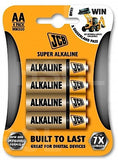 S5332 - Battery: AA: JCB Super Alkaline