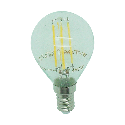 15155 - 4W SES Clear LED Filament Golf Ball - Lampfix - Sparks Warehouse