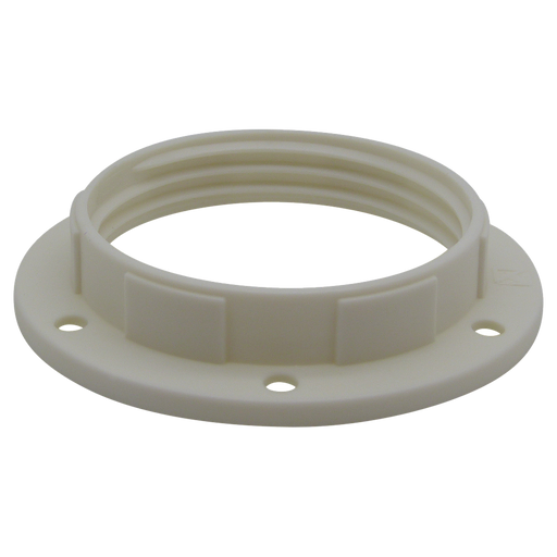 05699 - Shade Ring Small (for ES Continental L/Hs) White - Lampfix - Sparks Warehouse