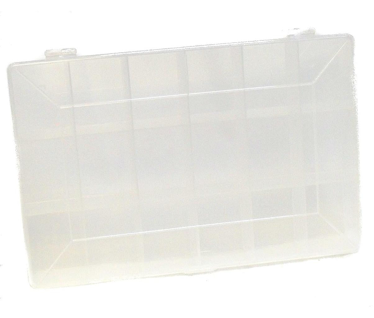 05436 - Clear Display Box 18 compartments - Lampfix - sparks-warehouse
