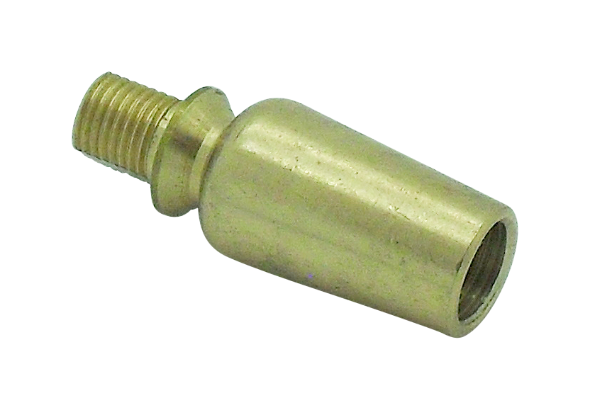 05400 - Brass Ball Joint 10mm Male / Female 10mm - Lampfix - sparks-warehouse