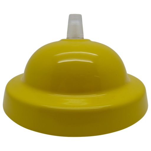 Lampfix 06034 Porcelain Ceiling Cup Yellow