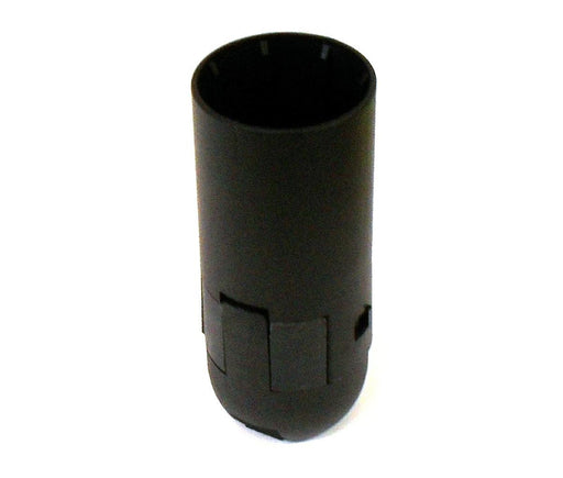 05164 - Continental Lampholder 10mm SBC Smooth Skirt Black - LampFix - sparks-warehouse