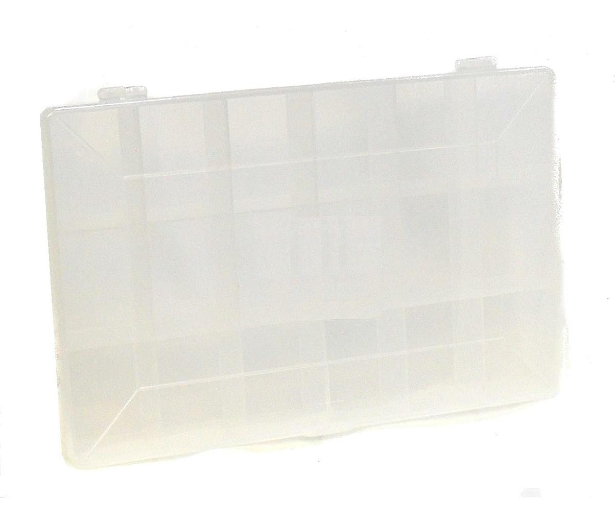 05223 - Clear Display Box 15 compartments - Lampfix - sparks-warehouse