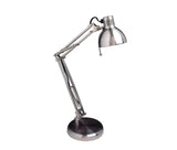 Lampfix 09189 Halogen Studio Poise Desk Lamp - Chrome