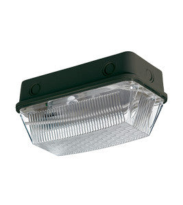 Luceco LBHD1 with clear polycarbonate lens LED bulkhead light