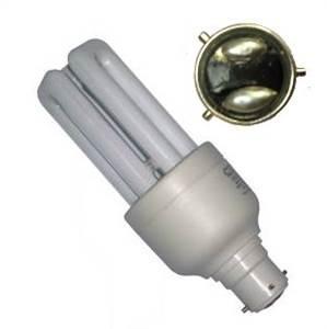 Casell PLCT15BC3S-82-CA 240v 15w *Special* Ba22d-3 Compact Fluorescent Lamp - Casell - Sparks Warehouse