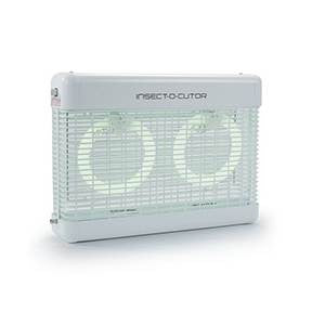 Insectocutor SE44 2x22w Flykiller Unit in White