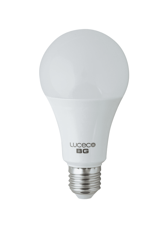 Luceco LA27W5W47 Non-Dimmable Filament A60 E27 Lamps (Light Bulb) 2700K 4W