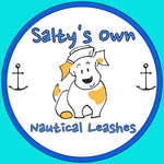 Salty's Own Nautical Leashes