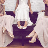 Bridesmaids Shoes - Talaria Flats