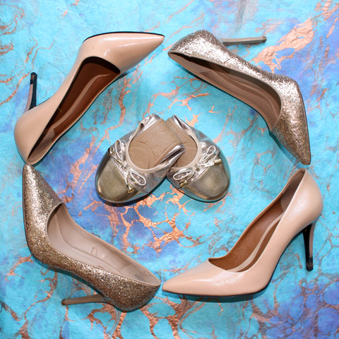 Does your world revolve around shoes?