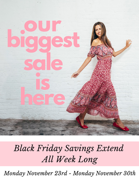 Black Friday Cyber Monday Cyber Week Talaria Flats Sale Biggest Sale Of The Year Up To 25% Off
