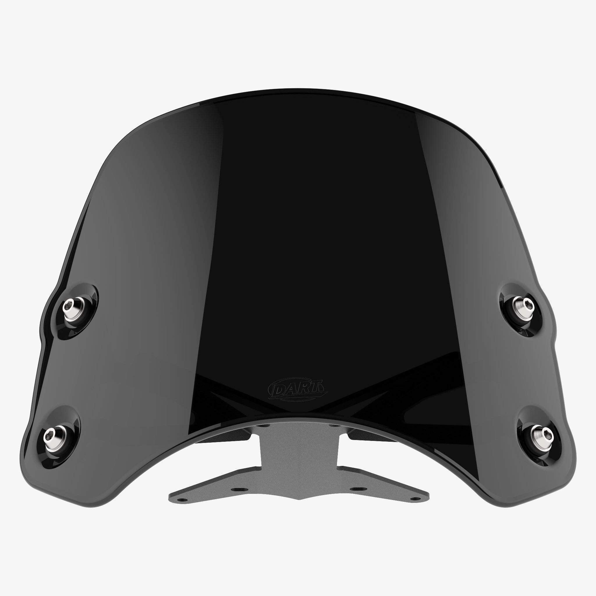 BMW RnineT - Piranha BMW RnineT (2014-16) Piranha flyscreen Dart Flyscreen Windshield