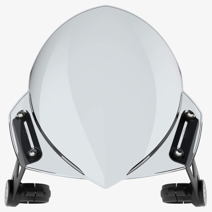 Harley-Davidson FXDWG Wide Glide - Manta FXDWG Wide Glide 2000-2005 / Light tint Manta Flyscreen Dart Flyscreen Windshield