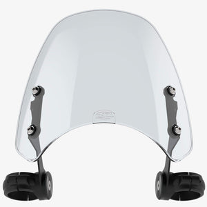 Harley-Davidson FXS Softail - Classic FXST/C Softail 2005-2011 / Light tint Classic Flyscreen Dart Flyscreen Windshield