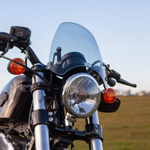 Harley-Davidson XL1200X Forty-Eight 48 - Classic Classic Flyscreen Dart Flyscreen Windshield