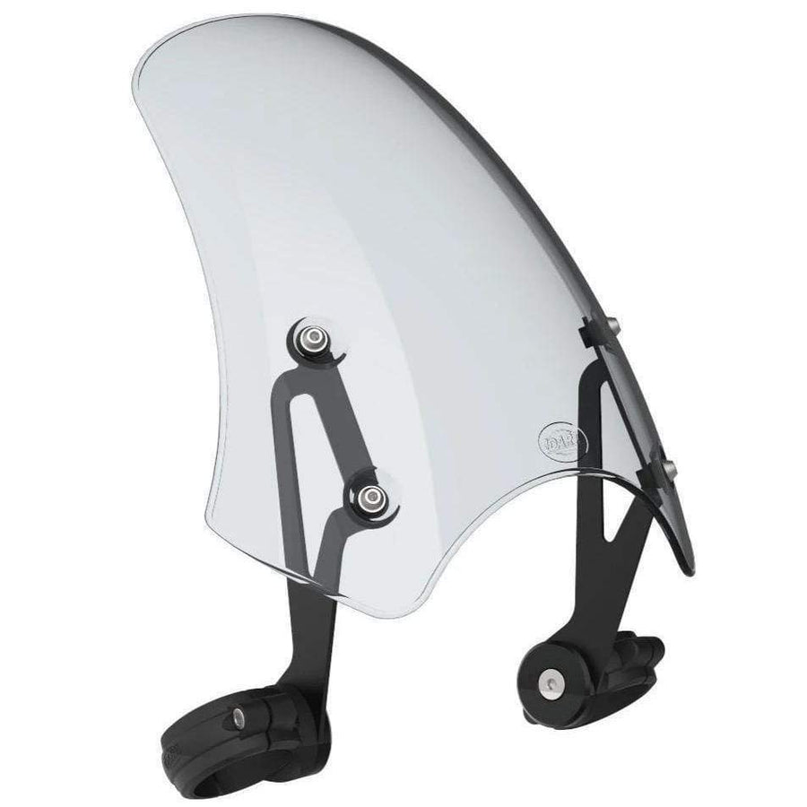 Indian Scout - Marlin Light Tint Marlin flyscreen Dart Flyscreen Windshield